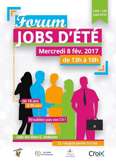 Forum Jobs D Ete 2017 Baisieux